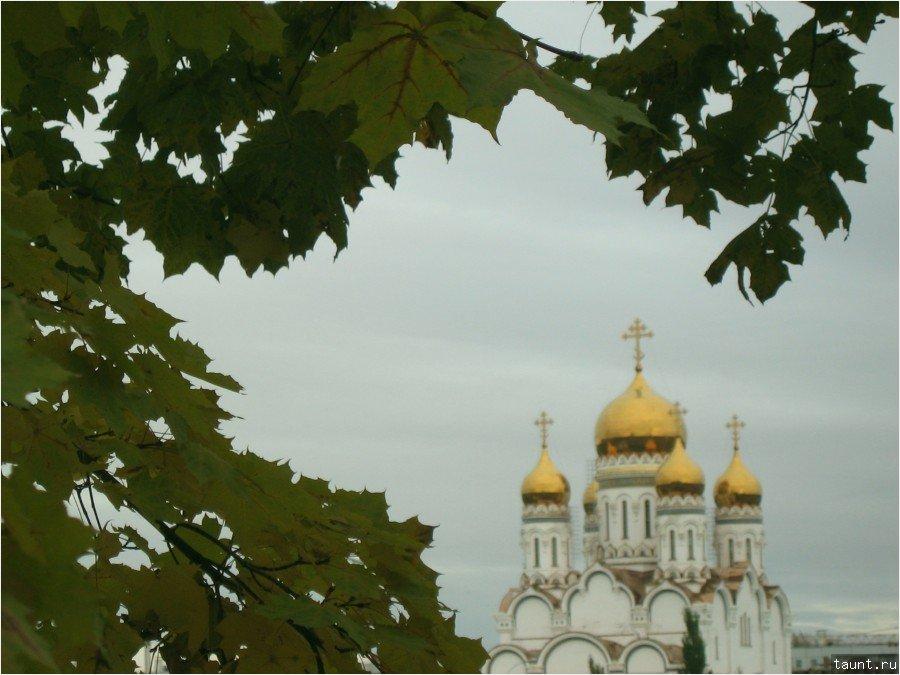 Храм в г.Тольятти
