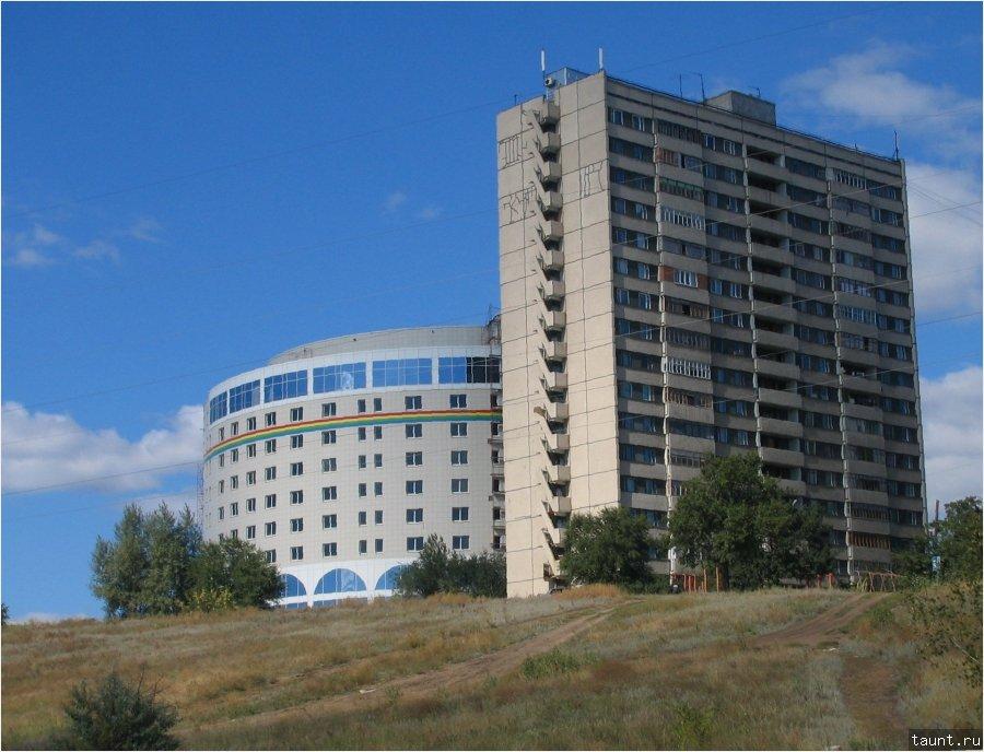 гостиница Тольяттиазот