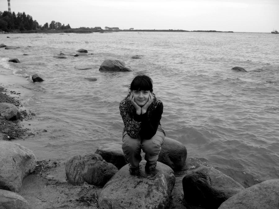 И на камнях растут русалки