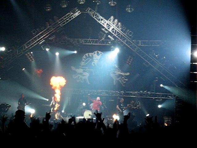 Огонь последней песни