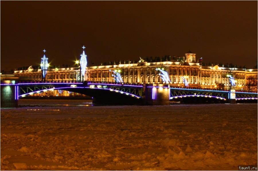 Новый год в Санкт-Петергбурге
