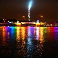 Новый год Петербург 2009