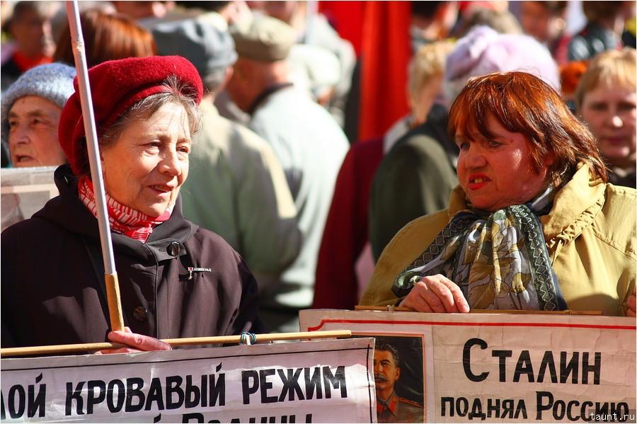 Кровавый режим Сталина