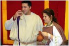 Понтифик говорил тост