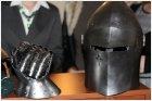 Средневековый шлем
