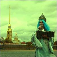 Праздник Нептуна, В Санкт-Петербурге 29 сентября отмечали праздник Нептуна на Васильевском острове