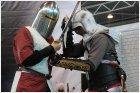 Assassins Creed - Схватка Альтаира с тамплиером