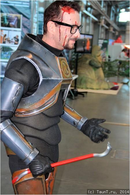 Гордон Фриман из Half-Life