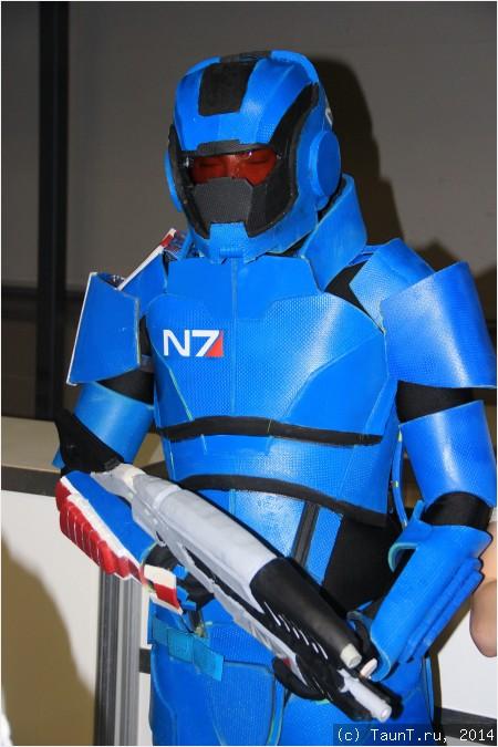 Персонаж Mass Effect
