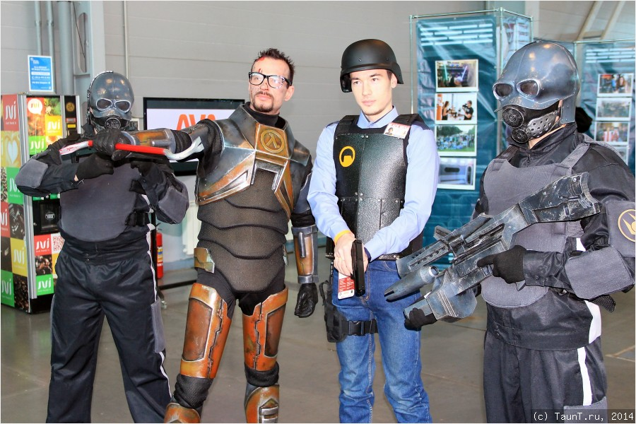 Персонажи Half-Life