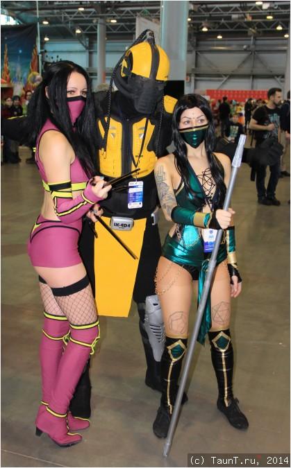 Персонажи Mortal Kombat