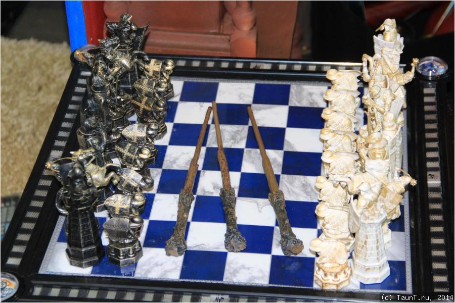 Шахматы из фильма о Гарри Поттере