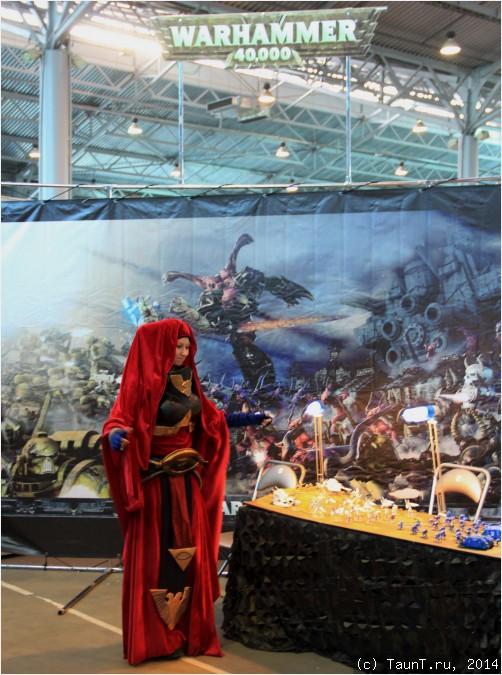 Стенд Warhammer 40000