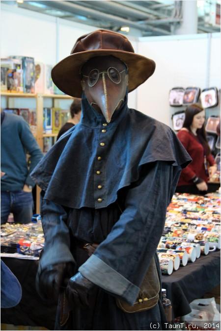 Стимпанк или средневековый врач