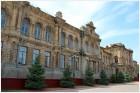 Старейшая школа города Керчь