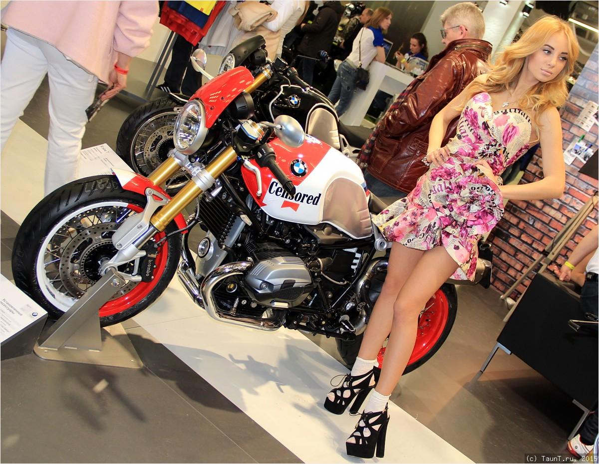 Мотоцикл Marlboro