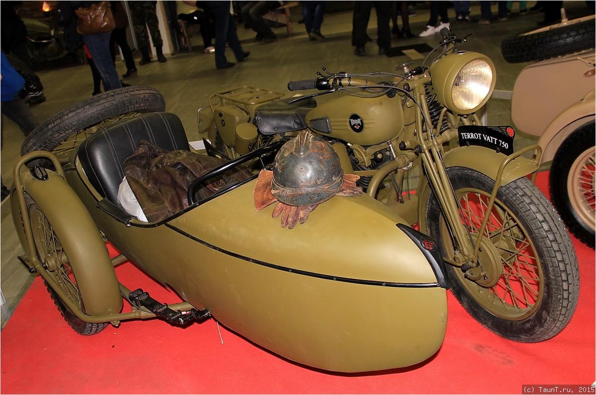 Мотоцикл Terrot VATT 750